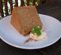 チャイシフォン Chai Chiffon Cake
