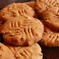 ピーナツバタークッキーレシピ