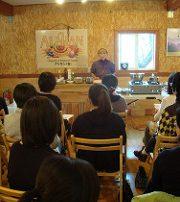 中島デコ料理教室レポート&レシピ