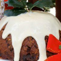 クリスマスプディング<br>Christmas Pudding
