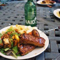 ヴィーガンバーベキューパーティー<br>Vegan BBQ Party
