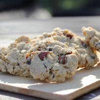 アプリコットオートミールクッキー<br>Apricot Oatmeal Cookies