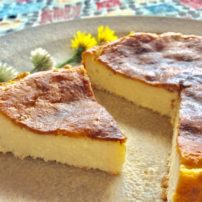 バナナチーズケーキ<br>Banana Cheese Cake