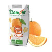 ヴィタモントジュースはストローなしに<br>Vitamont loses it's straws