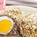 オムニポークのスコッチエッグ<br>Omni Pork Scotch Egg