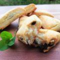 米粉のキャロブチップスコーン<br>Gluten Free Carob Chip Scones