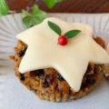 ミニクリスマスケーキ<br>Mini Christmas Cake