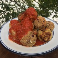 Meat-Free Balls <br/> ミートフリーボール