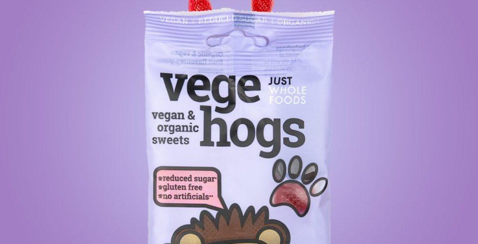 新商品!ベジホッジ <br> VegeHogs