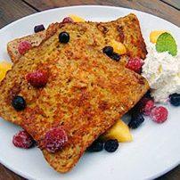 ヴィーガンフレンチトースト Vegan French Toast