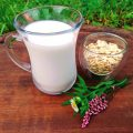 オーツミルク<br>Oat milk