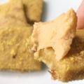 チーズ風味のアーモンドクラッカー<br>'Cheesy' Almond Crackers