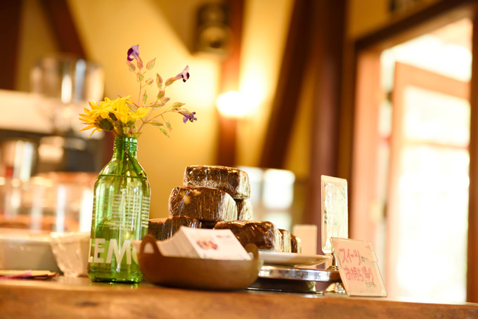 阿里山カフェ・再オープンしました。