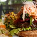 テリヤキバーガー<br>Teriyaki Burger