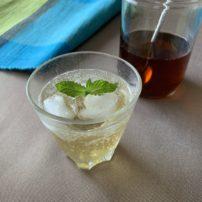 摘みたてハーブのシロップ<br> Fresh Herb Syrup